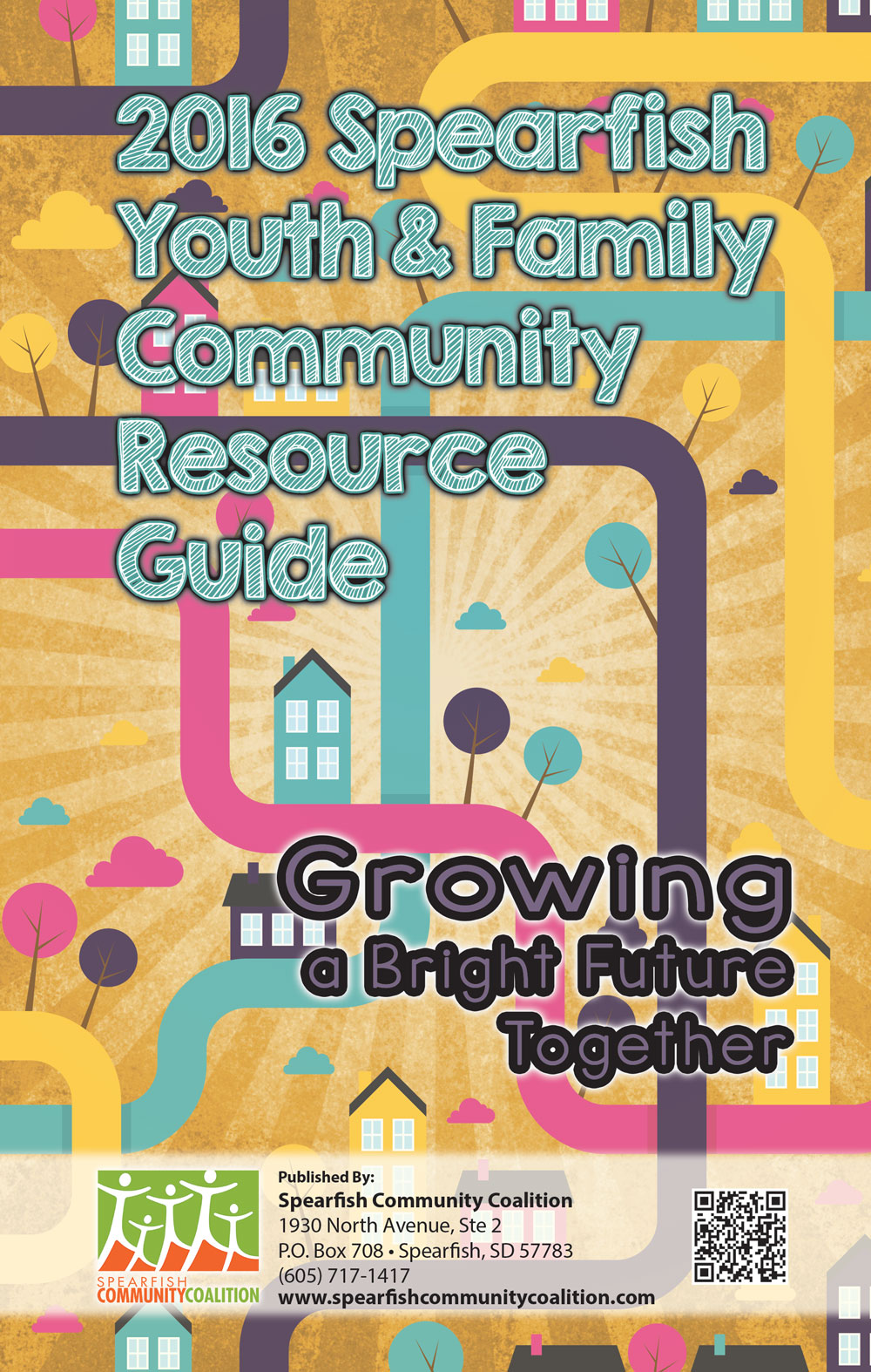 2016 Spearfish Youth and Family Community Resource Guide
