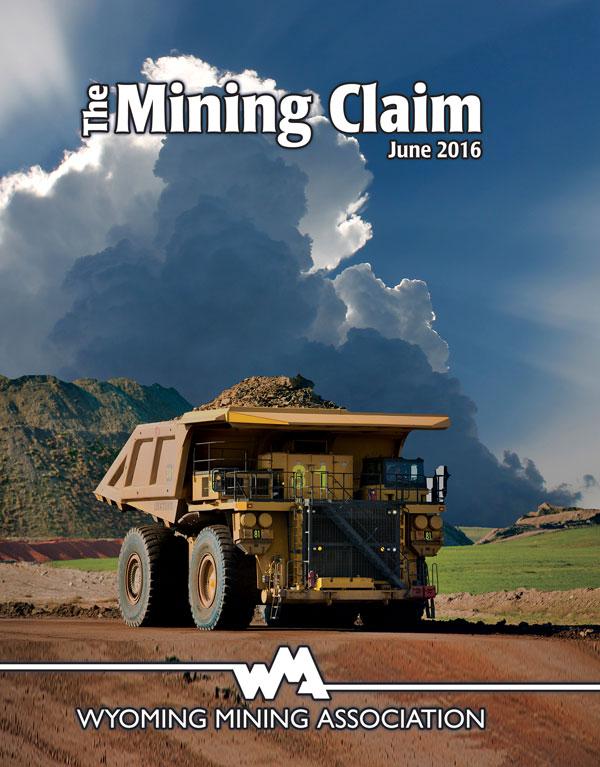 The Wyoming Mining Claim