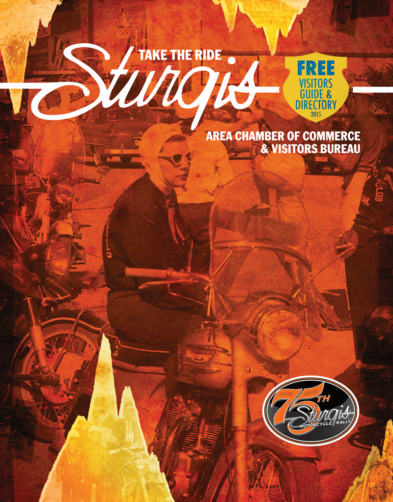 Sturgis Area of Commerce and Visitor Bureau Guide